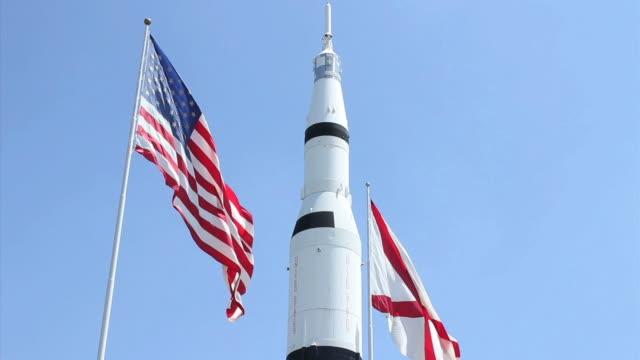 Amerikanischen Raumfahrt