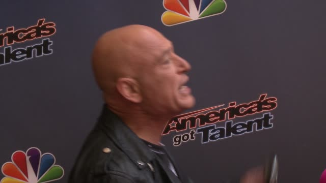CHYRON 'America's Got Talent' Red Carpet Interviews at Dolby Theater on April 22 2014 in Hollywood California