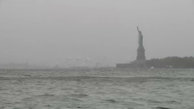 America's largest city New York lies directly in the path of the hurricane This afternoon the state Governor ordered Manhattan tunnels to close over...