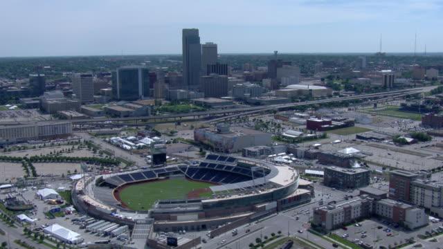 TD Ameritrade Park baseball stadium
