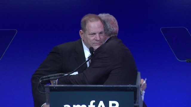 CLEAN amfAR to Honor Harvey Weinstein at Annual New York Gala at Cipriani Wall Street on February 10 2016 in New York City