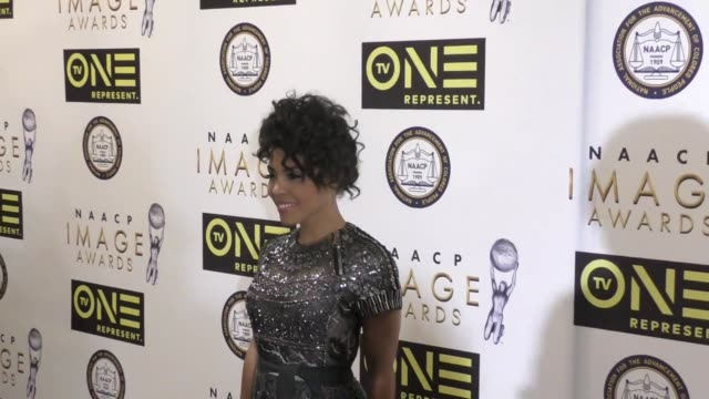 Amirah Vann at the 48th NAACP Image Awards Nominees' Luncheon on January 28 2017 in Hollywood California