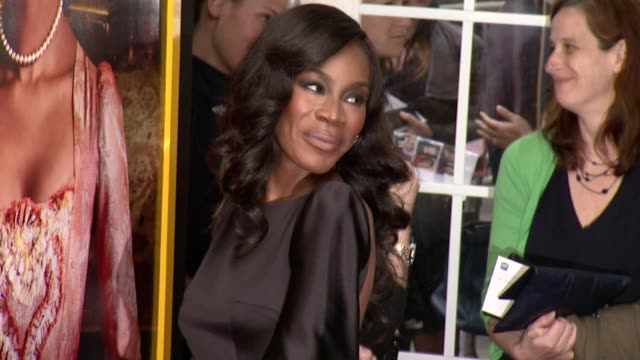"""amma asante at """"belle"""" new york premiere arrivals at the paris theater on april 28 2014 in new york city - paris theater manhattan stock videos and b-roll footage"""