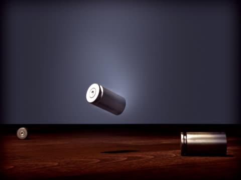 ammo cartridge - bandolier stock videos & royalty-free footage
