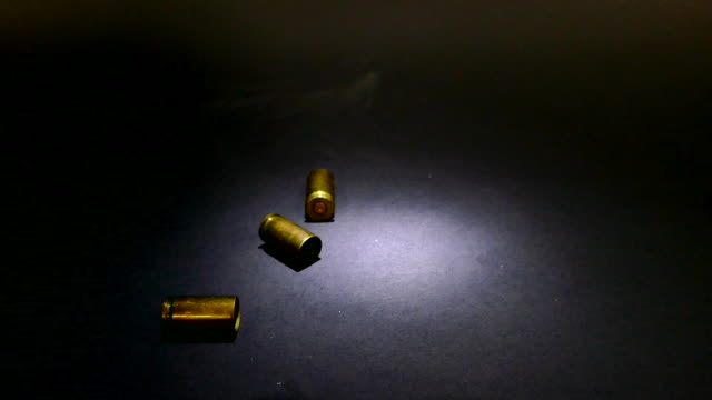 ammo cartridge - murder stock videos & royalty-free footage