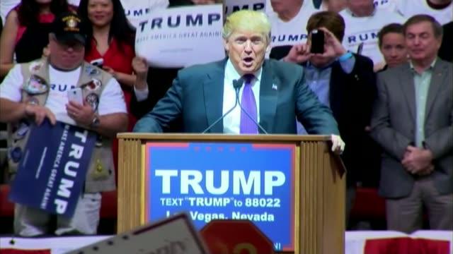 amnesty international annual report warns of divisive populist rhetoric; amnesty international annual report warns of divisive populist rhetoric;... - ポピュリズム点の映像素材/bロール