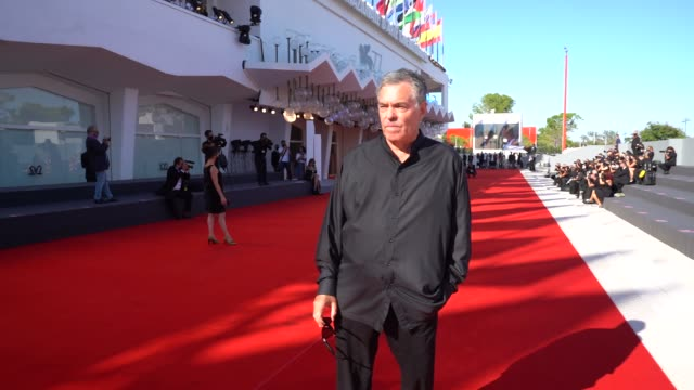 ITA: 'Laila In Haifa' Red Carpet Arrivals, 77th Venice Film Festival""