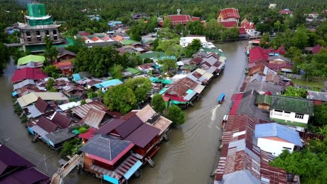 Ampawa Floating Market, Samutsongkhram, Thailand.