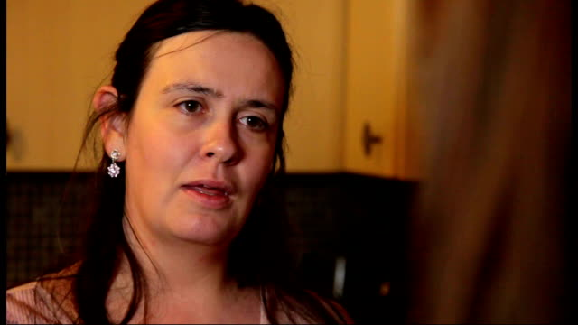 Amputees struggling to get adequate prosthetic limbs Nicola Maxwell interview SOT