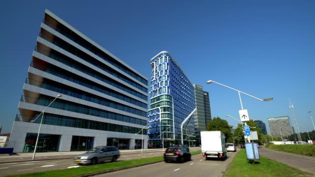 Amsterdam Business District Zuidas