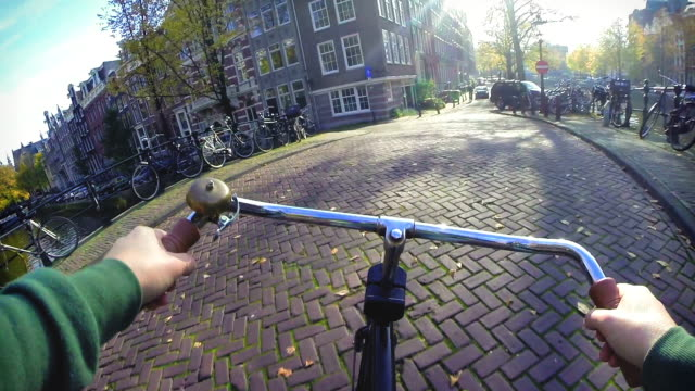 Amsterdam by Bike - Central Canals