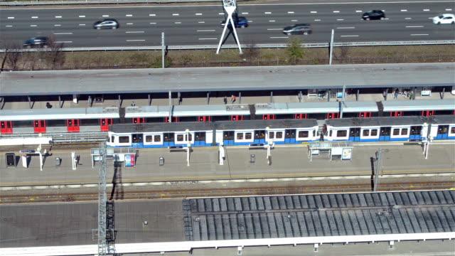Amsterdam South metro station
