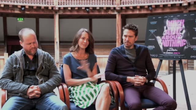 INTERVIEW Amy Acker and Alexis Denisof talk about adapting Shakespeare and filming at Joss Whedon's house at INTERVIEW Amy Acker and Alexis Denisof...