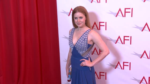 Amy Adams at 17th Annual AFI Awards at Four Seasons Hotel Los Angeles at Beverly Hills on January 06 2017 in Los Angeles California