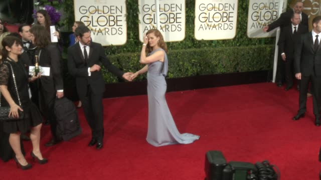 Amy Adams at 72nd Annual Golden Globe Awards Arrivals at The Beverly Hilton Hotel on January 11 2015 in Beverly Hills California