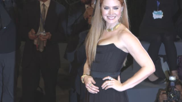 Amy Adams at 'Arrival' Red Carpet 73rd Venice Film Festival at Palazzo del Cinema on September 01 2016 in Venice Italy