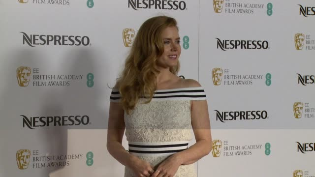 Amy Adams at Kensington Palace on February 11 2017 in London England