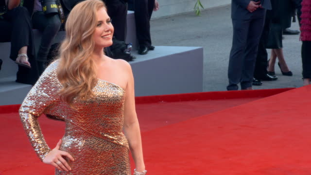 Amy Adams at 'Nocturnal Animals' Red Carpet 73rd Venice Film Festival at Palazzo del Cinema on September 02 2016 in Venice Italy