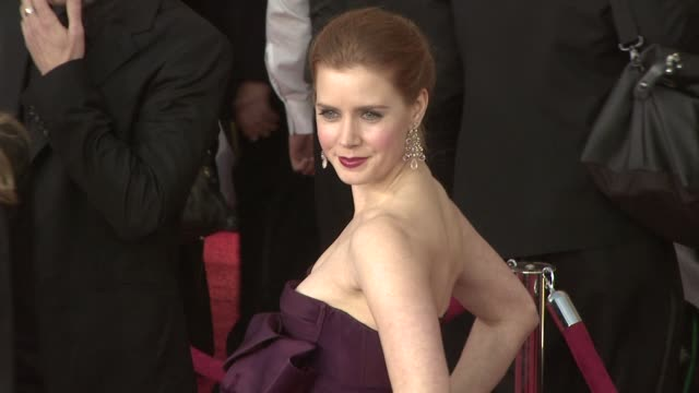 Amy Adams at the 15th Annual Screen Actors Guild Awards Part 5 at Los Angeles CA
