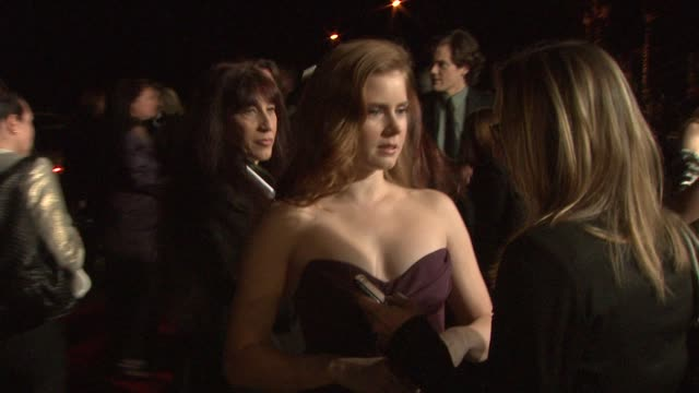Amy Adams at the 2009 Palm Springs International Film Festival at Los Angeles CA