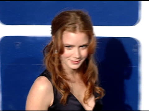 amy adams at the ifp's 15th annual gotham awards arrivals at pier 60 at chelsea piers in new york new york on november 30 2005 - chelsea piers stock videos & royalty-free footage