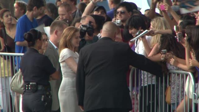 Amy Adams at the 'Julie Julia' Special Screening at Westwood Los Angeles CA