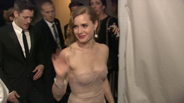 Amy Adams at The Weinstein Company's 2013 Golden Globe Awards After Party 1/13/2013 in Beverly Hills CA