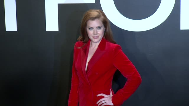 Amy Adams at Tom Ford Presents His Autumn/Winter 2015 Womenswear Collection at Milk Studios on February 20 2015 in Los Angeles California
