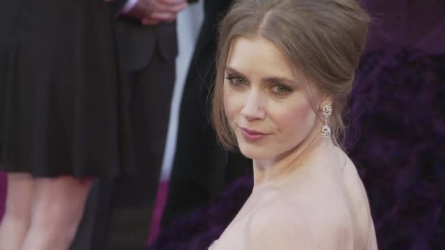 Amy Adams is nominated for an Oscar this year in the Best Actress category for her role in American Hustle CLEAN File images of Amy Adams on February...