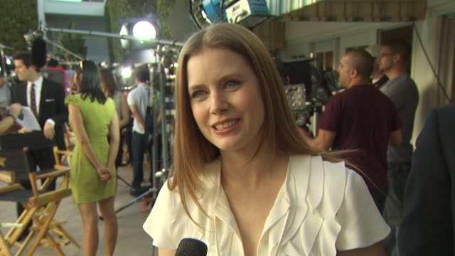 amy adams on what they told them at the luncheon about speeches about how this time around has been different than before because her fiancé has come... - fiancé stock videos and b-roll footage