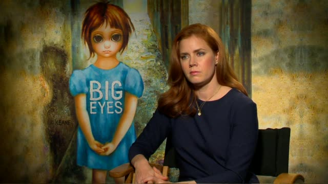 INTERVIEW Amy Adams on what was appealing to her about this film On not knowing much about the story On not wanting to play the part at first didn't...