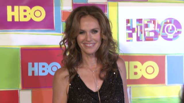 Amy Brenneman at HBO's Official 2014 Emmy After Party at The Plaza at the Pacific Design Center on August 25 2014 in Los Angeles California