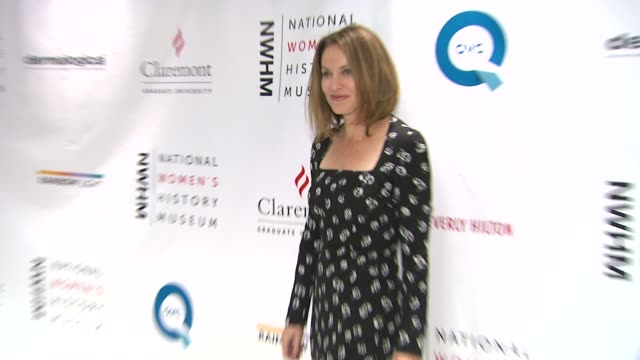 Amy Brenneman at NWHM Hollywood Stars Celebrate Jennifer Newsom Dolores Huerta on 10/26/12 in Los Angeles CA