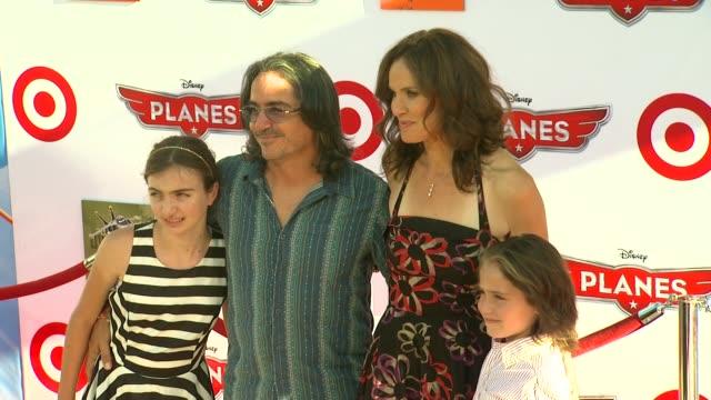 Amy Brenneman at Planes Los Angeles Premiere on 8/5/13 in Los Angeles CA