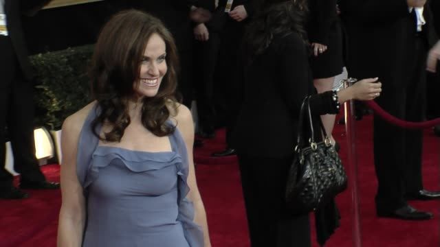 Amy Brenneman at the 15th Annual Screen Actors Guild Awards Part 7 at Los Angeles CA