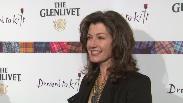 Amy Grant at the 9th Annual Dressed To Kilt Charity Fashion Show at New York NY