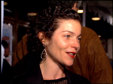 Amy Irving at the 'Bye Bye Love' Premiere on March 8 1995