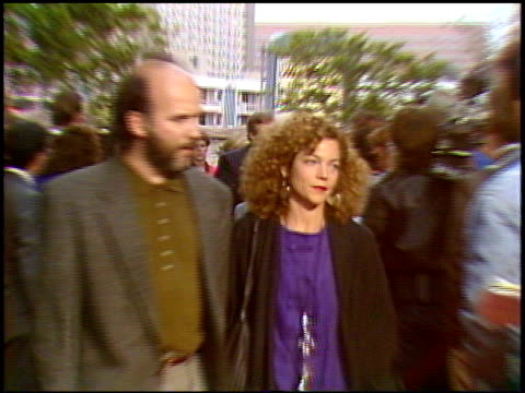 Amy Irving at the 'Only the Lonely' Premiere at Avco Cinema in Westwood California on May 21 1991