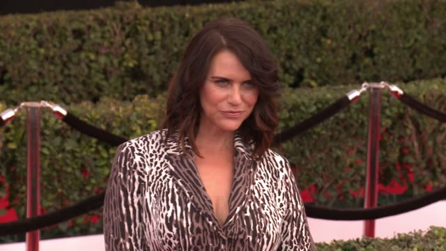 Amy Landecker at 23rd Annual Screen Actors Guild Awards Arrivals at The Shrine Expo Hall on January 29 2017 in Los Angeles California