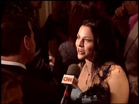 Amy Lee at the 2004 BMI Pop Awards at the Regent Beverly Wilshire Hotel in Beverly Hills California on May 11 2004
