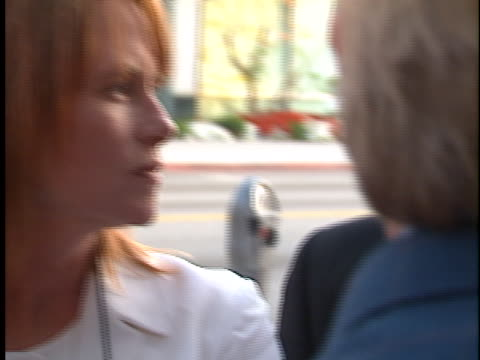 amy madigan at the apollo 13 premiere at academy theater - amy madigan stock videos & royalty-free footage
