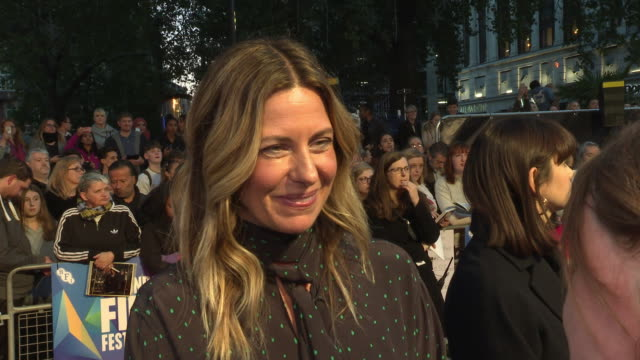 INTERVIEW Amy Nauiokas on Melissa McCarthy and Richard E Grant's chemistry at 'Can You Ever Forgive Me' UK Premiere 62nd BFI London Film Festival on...