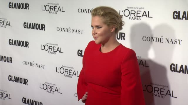 Amy Schumer at Glamour Magazine's 25th Annual Women Of The Year Awards at Carnegie Hall on November 09 2015 in New York City