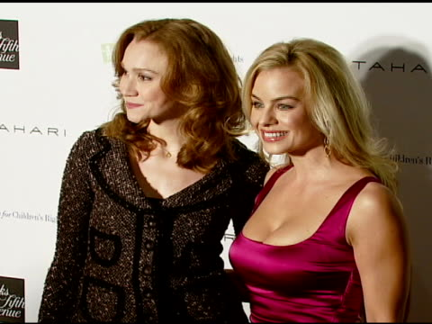 Amy Sloan and Jessica Collins at the Elie Tahari Celebrates Opening of New Boutique Within Saks Fifth Avenue Benefiting the Alliance For Children's...