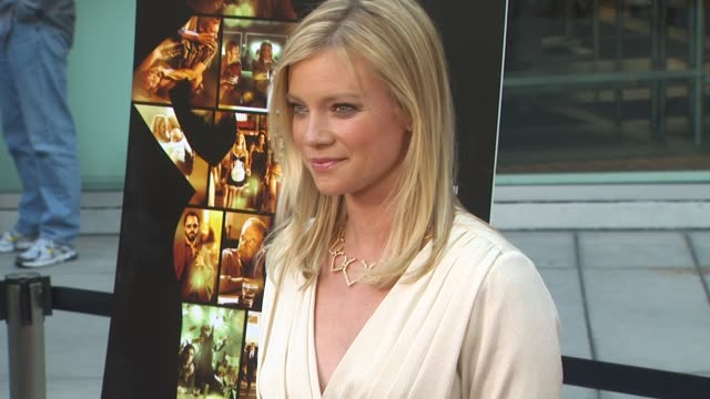 Amy Smart at the 'Middle Men' Premiere at Hollywood CA