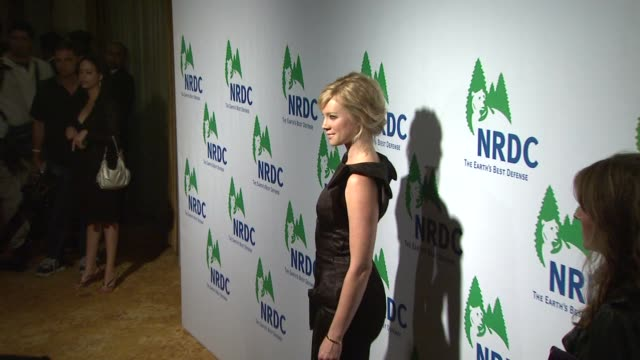 amy smart at the national resources defense council's 20th anniversary celebration at beverly hills ca - national resources defense council stock videos & royalty-free footage