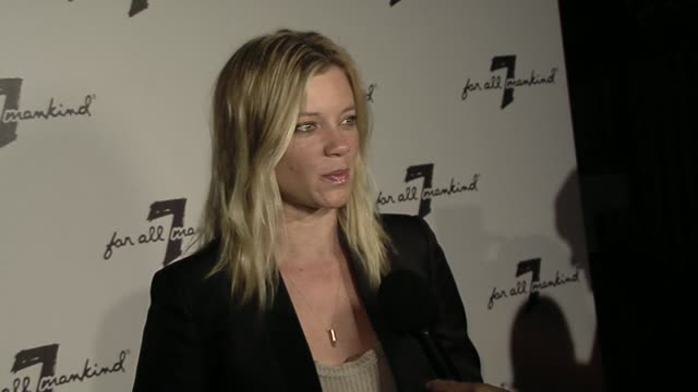 Amy Smart at the Vanity Fair Hosts 7 For All Mankind 10th Anniversary Celebration at Beverly Hills CA