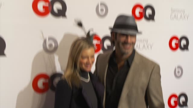 amy smart carter oosterhouse at gq and lebron james celebrate all star style and the march issue with special performance by the roots at ogden... - amy carter stock videos & royalty-free footage