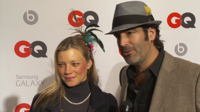 interview amy smart carter oosterhouse on their mardi gras style and celebrating with gq at gq and lebron james celebrate all star style and the... - amy carter stock videos & royalty-free footage