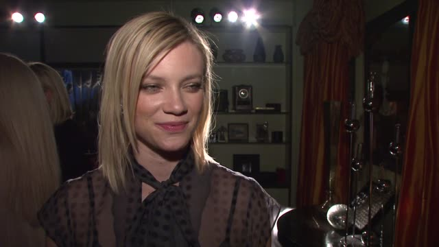 Amy Smart talks about wearing Reebok hightops in the '80s the new line of shoes the cool feminine details on the Madrid shoe her own personal style...